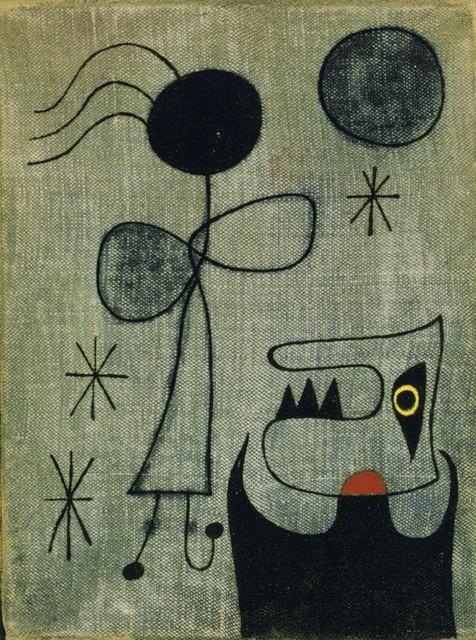 , 'Femmes dans la nuit (Women in the Night),' 1944, Galerie Thomas