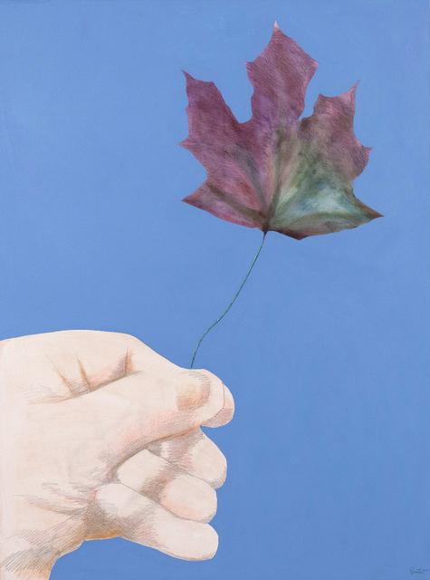 , 'Be Leaf Me,' 2016, Caviar20