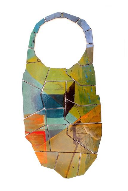 , 'Boundary Lines Color Landscape,' 2017, Facèré Jewelry Art Gallery