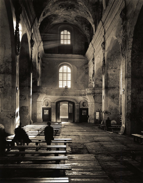 , 'Franciscan Church of the Assumption,' 2001, Photography West Gallery