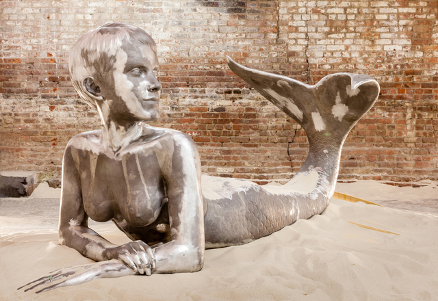 , 'Mermaid,' 2015, Galerie Guido W. Baudach