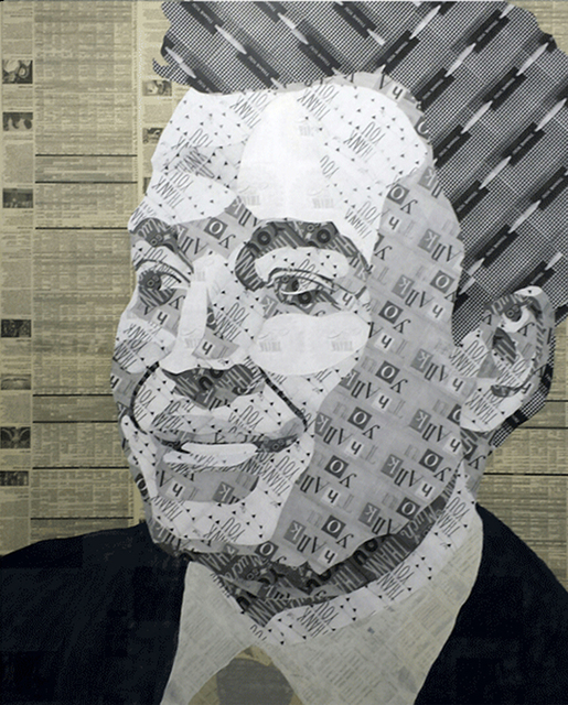 , 'Jimmy Fallon,' 2016, Paraphé