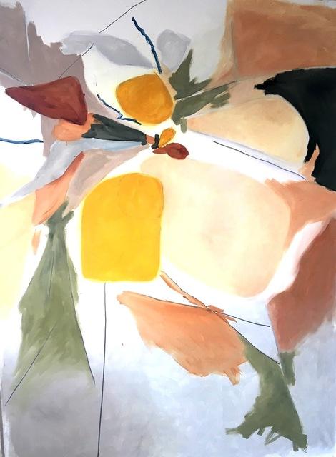 , 'Io sono l'amore e colore.,' 2018, Galeria Mamute