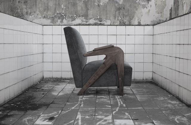 """, '""""Tridente"""" armchair, ,' ca. 1949, Pé Palito"""