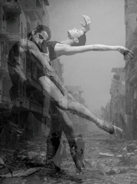 , 'Ruins Dance,' 2016, Artscoops
