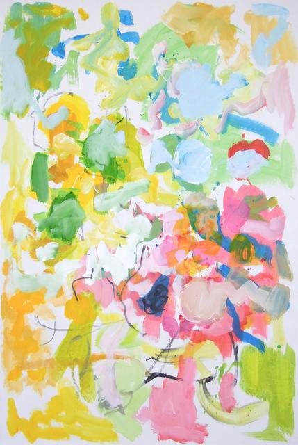 , 'Echappées 7366,' 2018, Galerie Marie-Robin