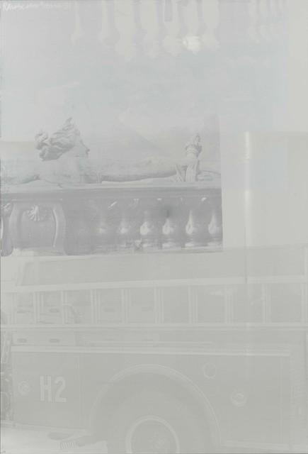 Robert Rauschenberg, 'Stone Lady Radial (Phantom)', 1991, Robert Rauschenberg Foundation