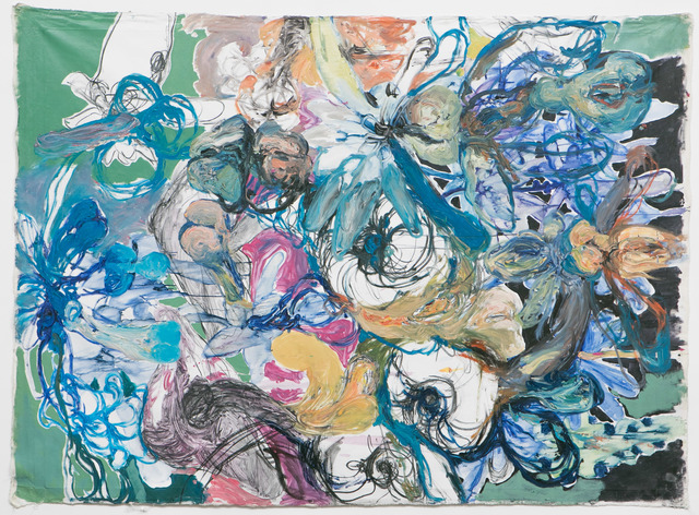 Angel Ricardo Ricardo Ríos, Gallery at Zhou B Art Center