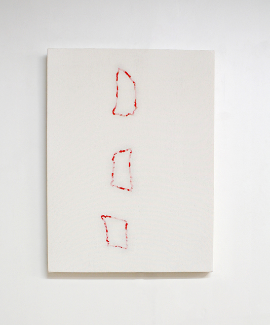 , 'Ticket 2, Place,' 2015, Division Gallery