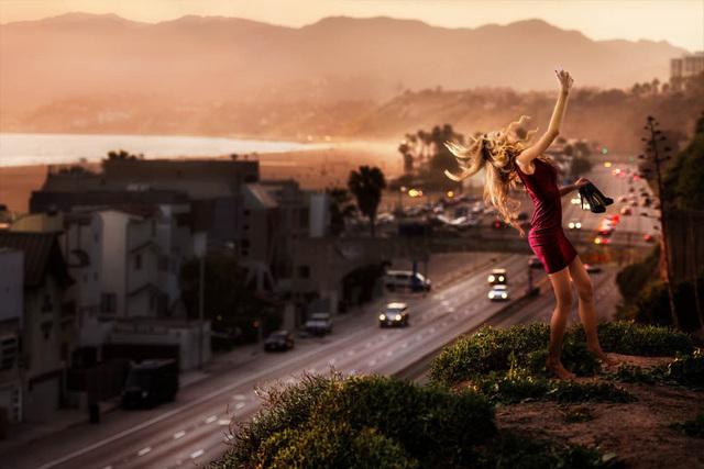 David Drebin, 'Malibu Selfie', 2018, CHROMA GALLERY
