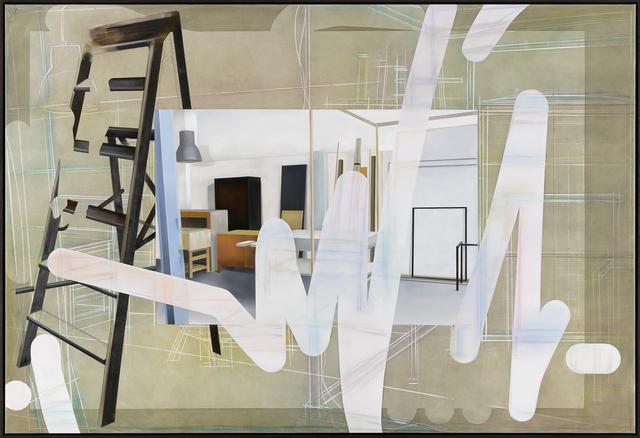 , 'ATELIER,' 2018, G2 Kunsthalle