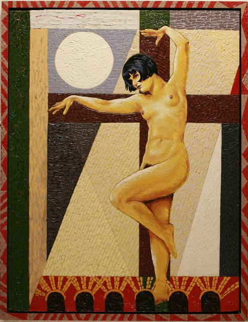 , 'Yellow Diva (Louise Brooks),' 2013, Linda Hodges Gallery