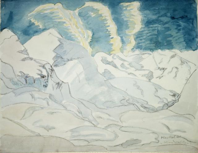 , 'Windwolken,' 1961, Henze & Ketterer