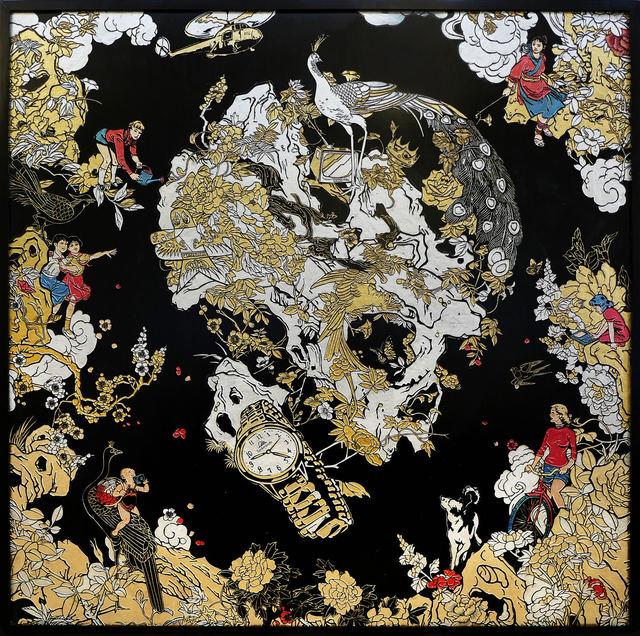 Jacky Tsai, 'Dream In The Deserted Garden', 2018, Unit London