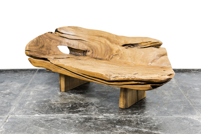 , 'Jaroba Bench ,' 2016, Atelier Hugo França
