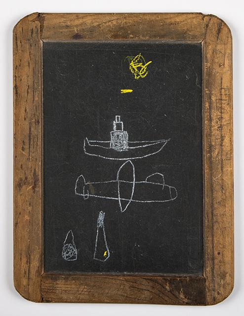 , 'Boat Plane Tee Pee,' 2017, Conduit Gallery