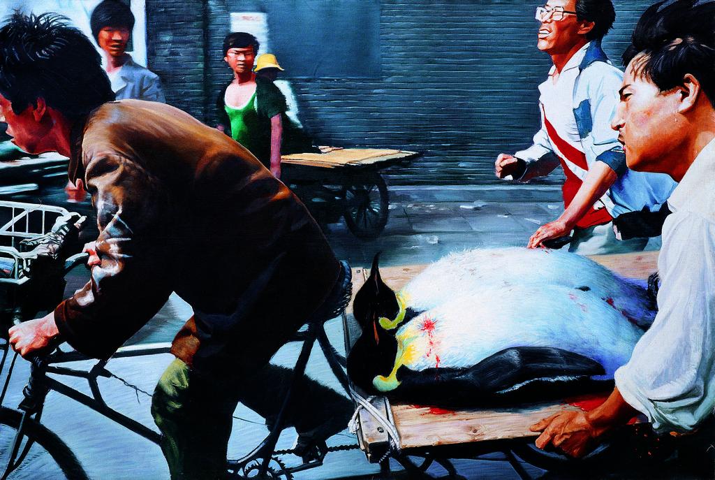 Wang Xingwei - New Beijing