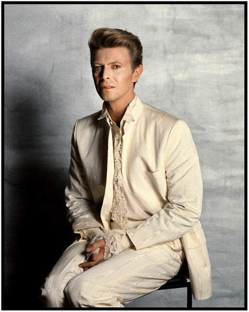 , 'David Bowie, McGee Studios (As seen in National Portrait Gallery) ,' 1990, Imitate Modern