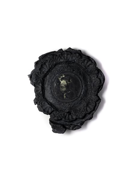 Silvia Celeste Calcagno, 'Gorgone', 2020, Sculpture, Monochrome printing on stoneware, Officine Saffi