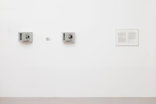 , 'Secrets,' 2014, Perrotin