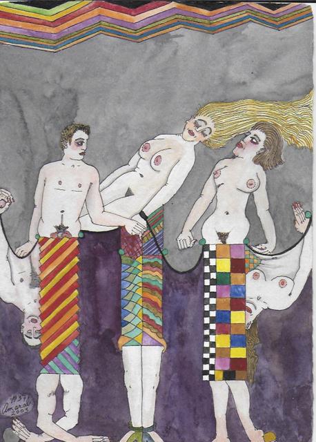 Jim Amaral, 'Entre Comillas No 037', 2003, LAMB Arts