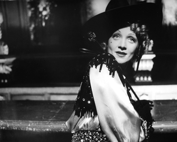 , 'Marlene Dietrich,' ca. 1938, Staley-Wise Gallery