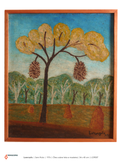 , 'Untitled,' 1976, Periscopio