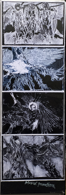 , 'Angels: For the Mortals,' 2015, ANNO DOMINI