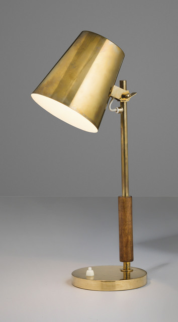 Paavo Tynell, 'A rare desk lamp', 1950s, Christie's