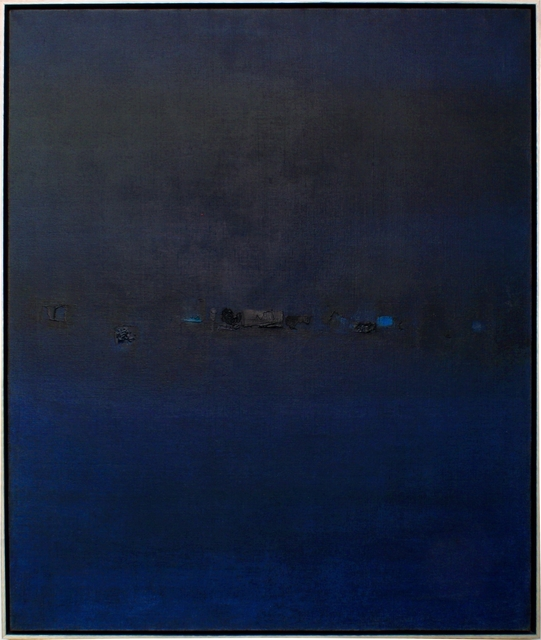 , 'UNTITLED (BLUE),' 1963, Aicon Gallery