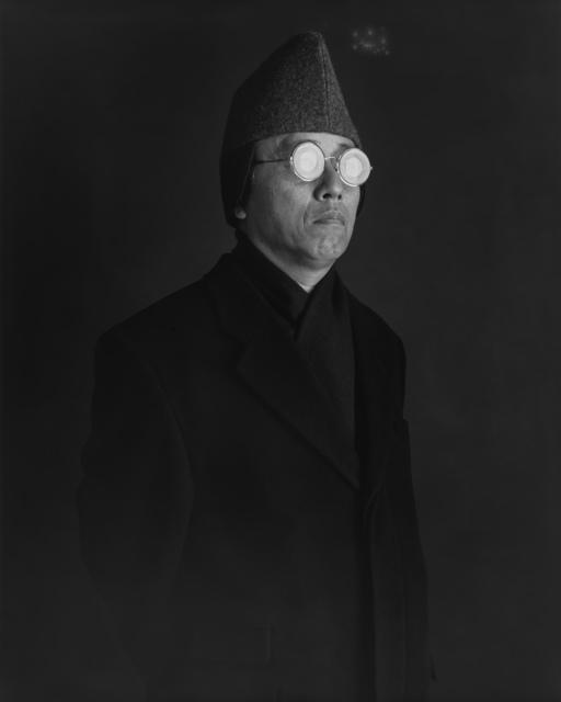 , 'Distorted Universal Vision (Self-Portrait),' 2003, Fraenkel Gallery