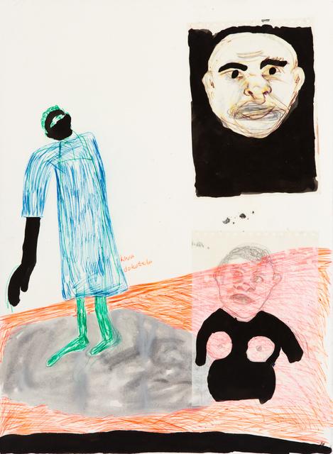 Moshekwa Langa, 'Kwa-dokotela', 2007, Stevenson