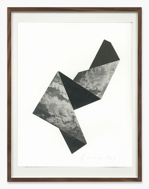 Katja Strunz, 'Ohne Titel', 2017, Drawing, Collage or other Work on Paper, Collage on Paper, Krobath