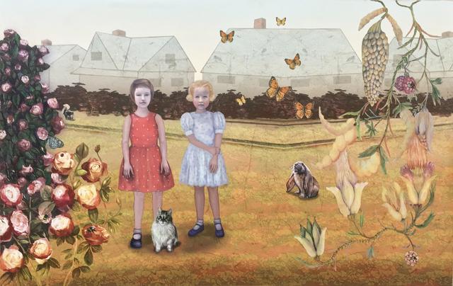 , 'The Rose Garden,' , Sparrow Gallery