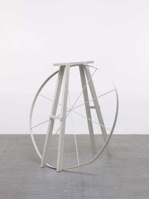 Gary Hume, 'Ghost F', 2019, Matthew Marks Gallery