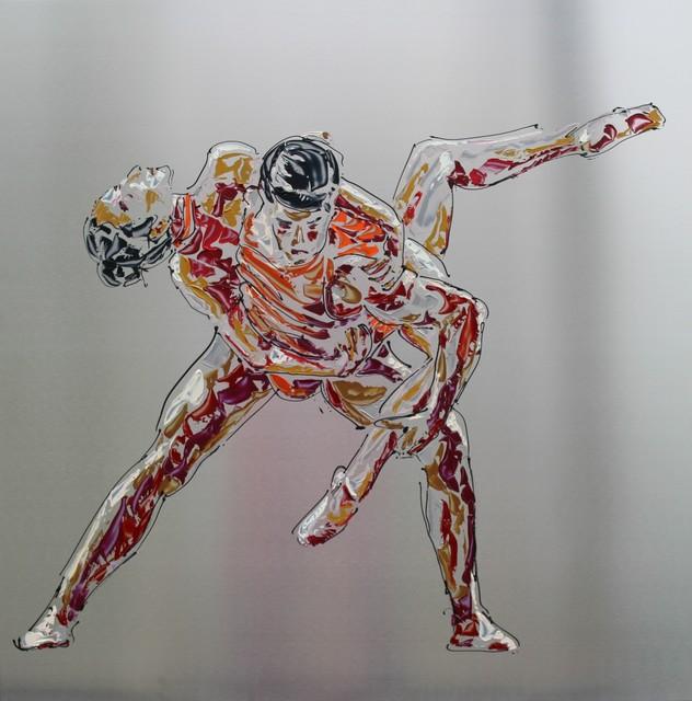 Paul La Poutré, 'intense', 2017, Gallery ART & LEF