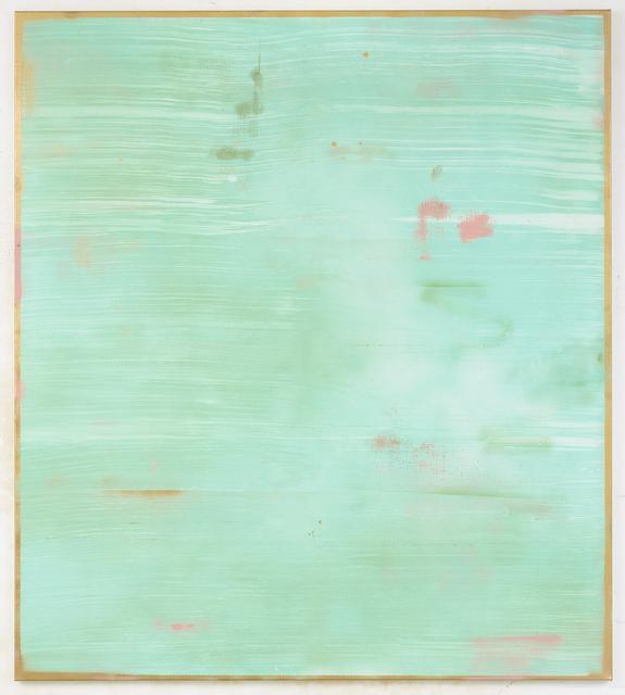 , 'M.R. n°2017/03/11 L'âne vert II,' 2017, Van der Mieden Gallery