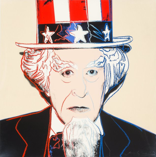 Andy Warhol, 'Uncle Sam', 1981, Heritage Auctions