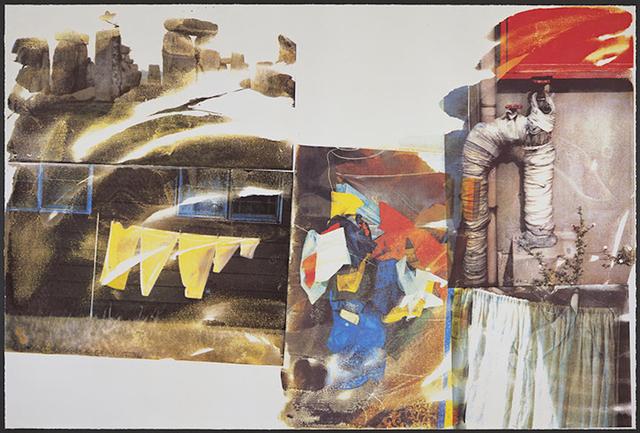 Robert Rauschenberg, 'Source from Speculations', 1996, Print, 28 color screenprint, Gregg Shienbaum Fine Art