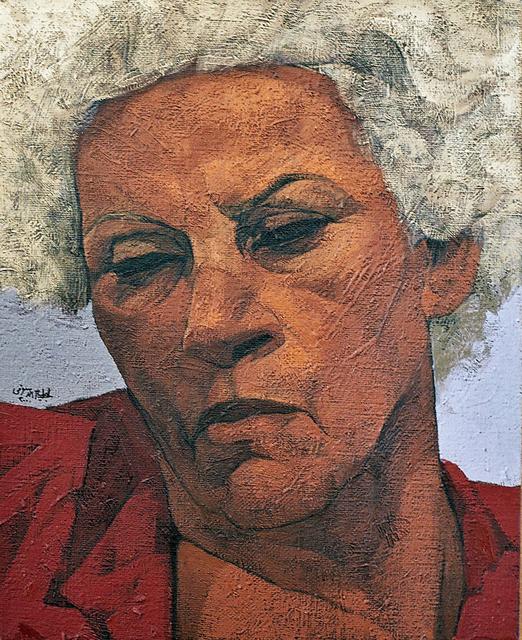 , 'Attyat L,' 2000, Hafez Gallery