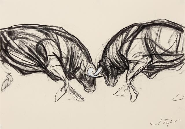 , 'Dual,' 2019, Thompson's Galleries