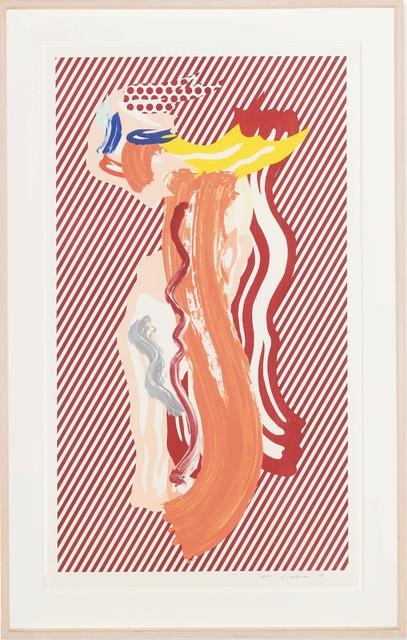 Roy Lichtenstein, 'Nude from Brushstroke Figures Series', 1989, Fine Art Mia