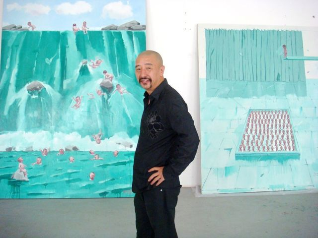 , 'Tang Zhigang, Koming,' 2007, Staley-Wise Gallery
