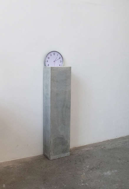 , 'Attempt Without Title,' 2014, Galerija VARTAI