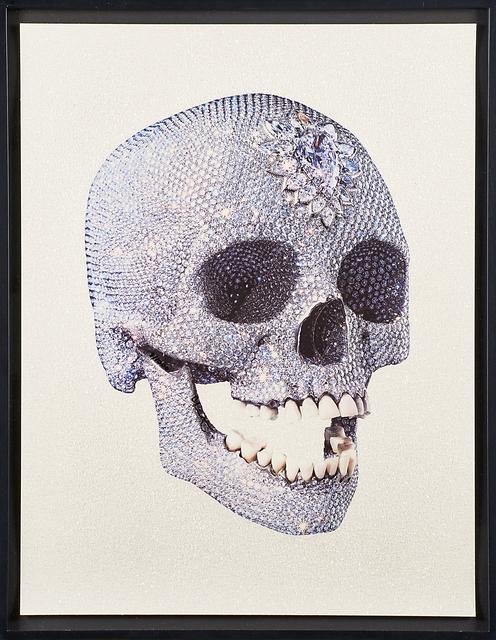 Damien Hirst, 'For the Love of God-White-Skull 3/4', 2007, Rago