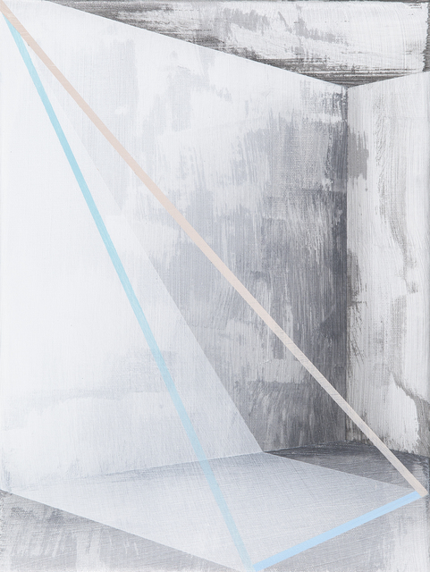 , 'Framing Light 13,' 2018, Christine König Galerie