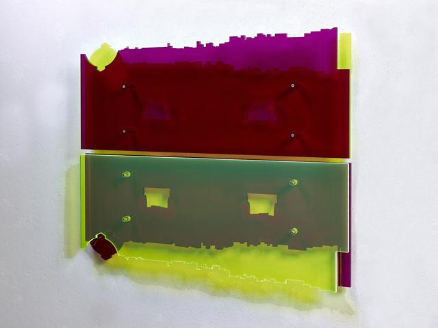 , 'Quartieri nel tempo (Napoli),' 2012, A arte Invernizzi