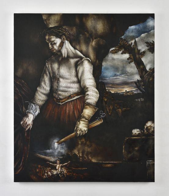 , 'Warrior / Zeuropa,' 2016, Suzanne Tarasieve