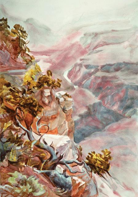 , 'Hopi Point,' 2006, Garvey | Simon