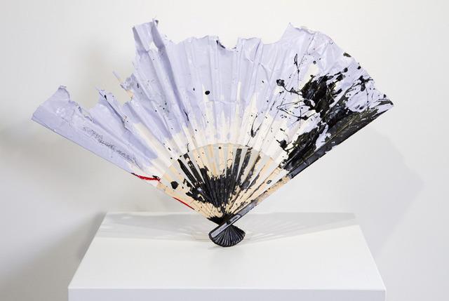 , 'Fan, no.5,' 2013, Garis & Hahn